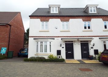 Thumbnail 3 bed property to rent in Cedric Drive, Ashby De La Zouch