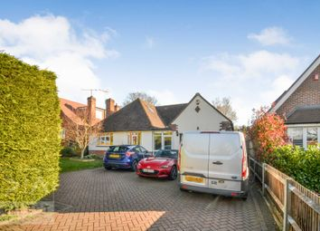 Thumbnail 4 bed detached bungalow to rent in Yew Tree Bottom Road, Epsom