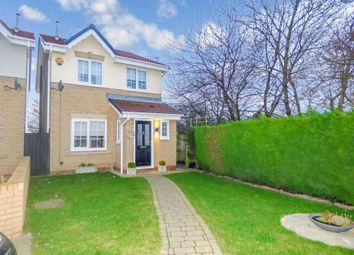 Thumbnail 3 bed detached house for sale in Westfield Park, Wallsend