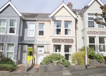 Thumbnail 3 bedroom terraced house for sale in Edgcumbe Park Road, Peverell, Plymouth