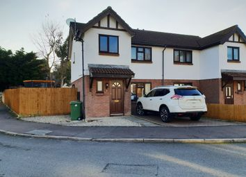 Thumbnail 3 bedroom semi-detached house for sale in Fieldfare Drive, St. Mellons, Cardiff