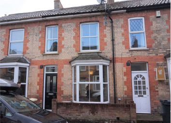 Thumbnail 2 bed terraced house for sale in George Street, Taunton