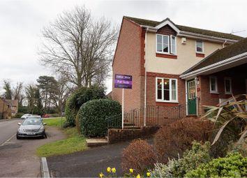 Thumbnail 2 bed semi-detached house for sale in Tanbridge Park, Horsham