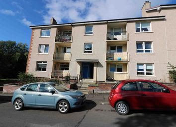 Thumbnail 2 bed flat for sale in Ardgay Street, Glasgow