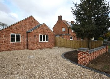 Thumbnail 3 bed detached bungalow for sale in Roxholme Road, Leasingham, Sleaford, Lincolnshire