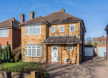 Thumbnail 3 bed detached house for sale in Bloomfield Road, Maidenhead