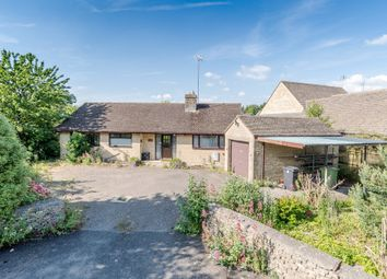 Thumbnail 2 bed detached bungalow for sale in Station Road, South Cerney, Cirencester