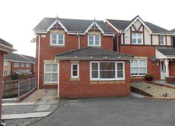 Thumbnail 3 bed detached house for sale in Heritage Drive, Caerau, Cardiff.