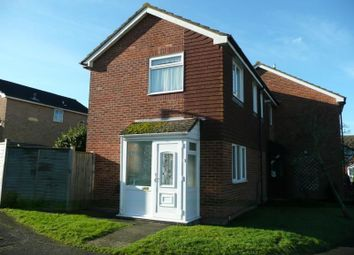 Thumbnail 1 bed property to rent in Howlett Drive, Hailsham