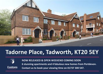 Ashurst Road, Tadworth KT20. 2 bed flat for sale