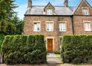 Thumbnail 3 bedroom semi-detached house for sale in Crown Cottages, Kennel Green, Ascot