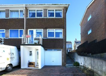 Thumbnail 2 bedroom end terrace house for sale in Endsleigh Road, Plymstock, Plymouth