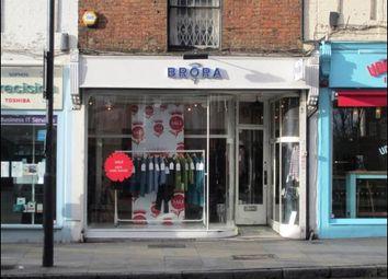 Thumbnail Retail premises to let in Upper Street, Barnsbury