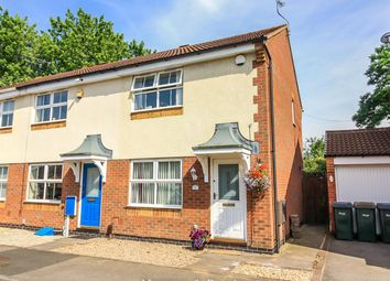 Thumbnail 2 bed end terrace house for sale in Moore Close, Longford, Coventry