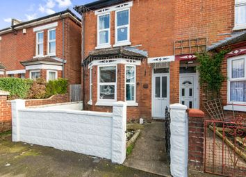 Thumbnail 3 bedroom end terrace house for sale in Clarendon Road, Southampton