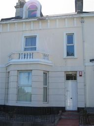 Thumbnail 7 bed town house to rent in Moor View Terrace, Mutley, Plymouth
