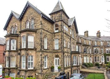 Thumbnail 2 bed flat to rent in Leeds Road, Harrogate, North Yorkshire