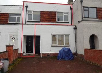 Thumbnail 2 bed flat for sale in The Crescent, Wigston, Leicester