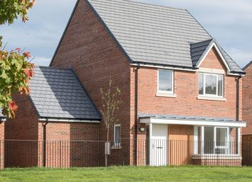 "Thumbnail 4 bedroom detached house for sale in ""The Holkham B"" at South Newsham Road, Blyth"
