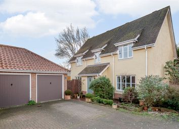 Thumbnail 4 bed detached house for sale in Gardeners Row, Coggeshall, Essex
