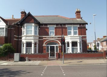 Thumbnail 1 bed flat to rent in Devonshire Avenue, Southsea, Hampshire