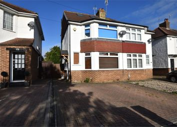 Thumbnail 3 bed semi-detached house to rent in Orchard Avenue, Watford, Hertfordshire