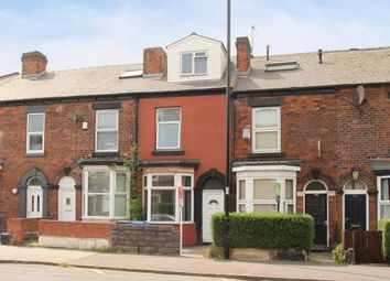 Thumbnail 4 bedroom terraced house for sale in Shoreham Street, Sheffield, South Yorkshire