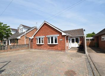 Thumbnail 3 bed detached bungalow for sale in Lucerne Close, Worcester