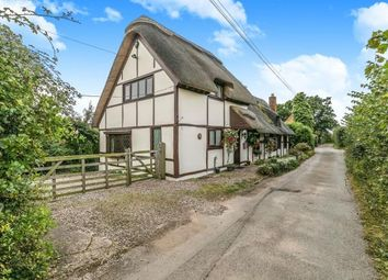 Thumbnail 3 bed detached house for sale in Hillend, Twyning, Tewkesbury, Gloucestershire