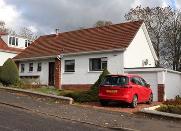 Thumbnail 3 bed detached bungalow to rent in Crawford Road, Milngavie