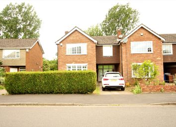 Thumbnail 3 bed link-detached house to rent in Lugano Road, Bramhall, Stockport