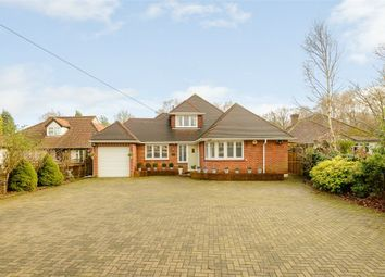 Thumbnail 4 bed detached house for sale in Almners Road, Lyne, Chertsey, Surrey
