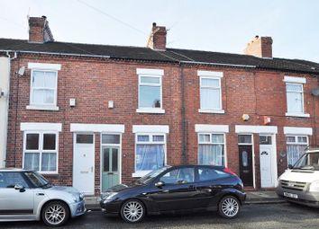 Thumbnail 2 bed terraced house for sale in Fielding Street, Stoke, Stoke-On-Trent
