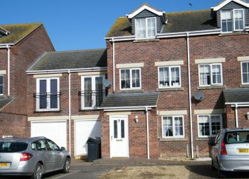 Thumbnail 4 bed terraced house for sale in Clementine Close, Skegness, Lincs