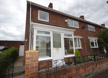 Thumbnail 3 bed semi-detached house for sale in Hepple Road, Newbiggin-By-The-Sea
