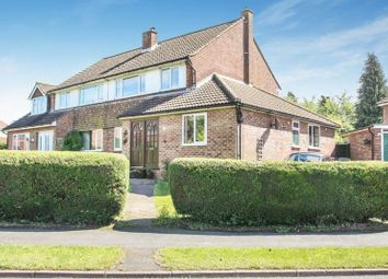 Thumbnail 4 bed semi-detached house for sale in The Pastures, Downley, High Wycombe