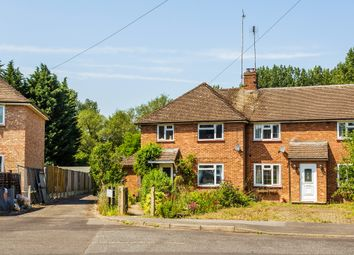 3 bed end terrace house for sale in St. Martins Meadow, Brasted, Westerham TN16