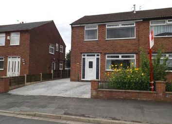 Thumbnail 3 bed semi-detached house for sale in Broadway, Irlam, Manchester, Greater Manchester