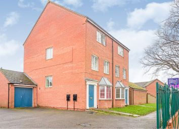 4 bed semi-detached house for sale in Lowry Close, Corby NN18