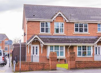 Thumbnail 3 bed end terrace house for sale in Leigh Road, Hindley Green, Wigan, Lancashire