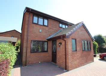 Thumbnail 3 bed detached house for sale in Greenacre, Lower Darwen, Darwen
