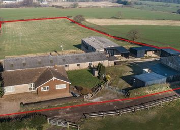 Thumbnail Farm for sale in Ockley Farm, Dyche Lane, Dronfield