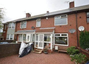 Thumbnail 2 bed terraced house for sale in Burwood Road, Newcastle Upon Tyne