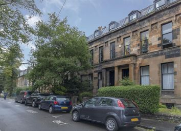 Thumbnail 2 bed flat for sale in Flat 1, 47 Oakfield Avenue, Hillhead, Glasgow