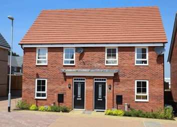 "Thumbnail 3 bed semi-detached house for sale in ""Finchley"" at Peveril Street, Barton Seagrave, Kettering"