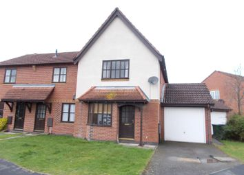 Thumbnail 3 bed terraced house for sale in Cunningham Way, Shrewsbury