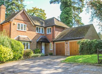 Thumbnail 4 bed detached house to rent in Aldersey Road, Guildford