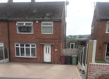 Thumbnail 3 bed semi-detached house for sale in Stonelow Road, Dronfield, Derbyshire