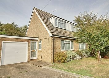 Thumbnail 3 bed property for sale in Hoo Close, Buckden, St. Neots