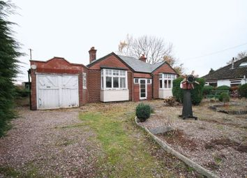 Thumbnail 2 bed detached bungalow for sale in Soudley, Market Drayton